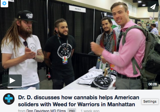 Weed for Warriors Interview