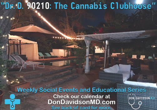 Dr. D launches LA cannabis event series